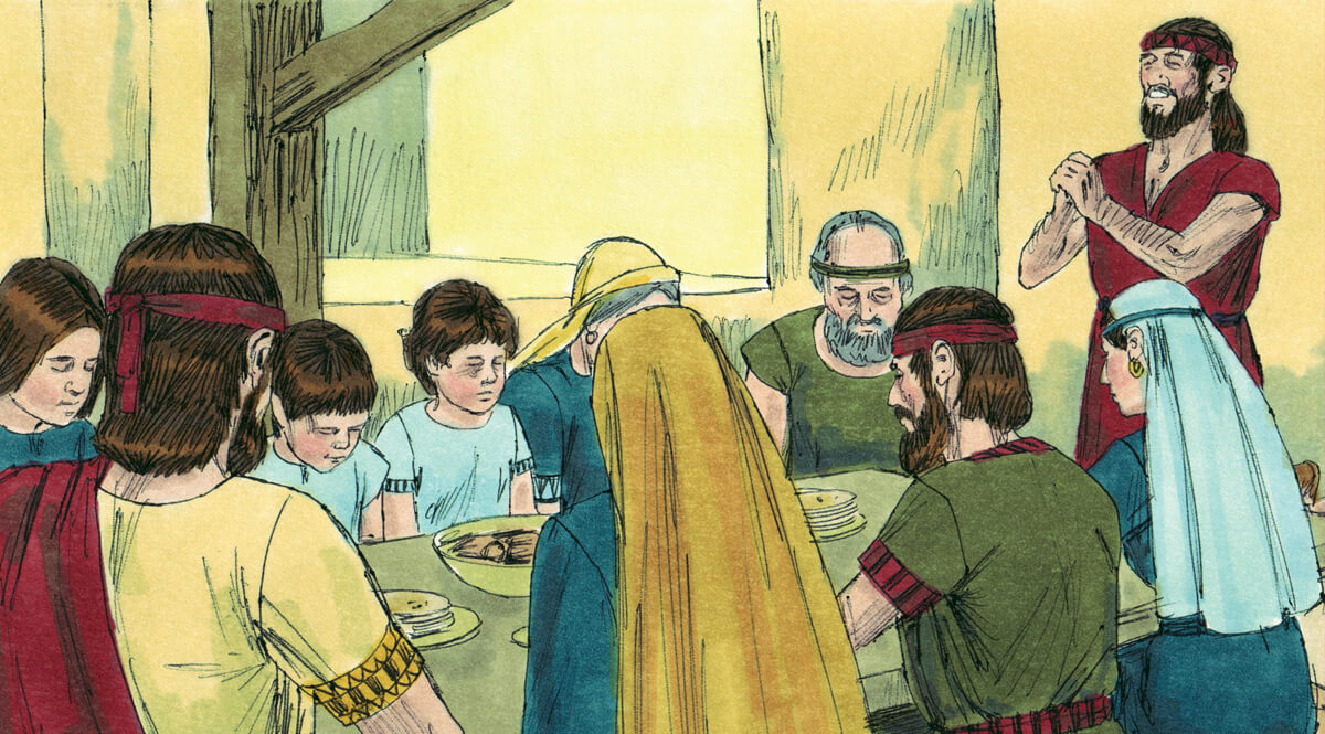 2 Kings 23 - Judah Observes the Passover as Ordered by King Josiah
