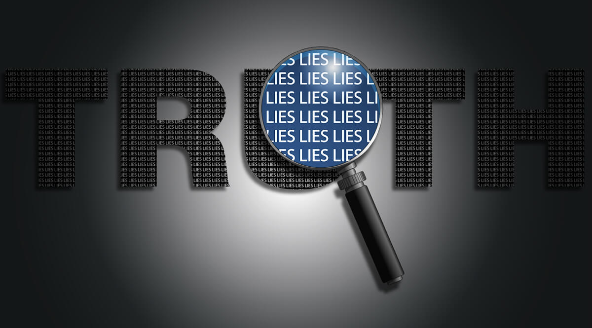 A Closer Look at the Composition of Deceptive Truth