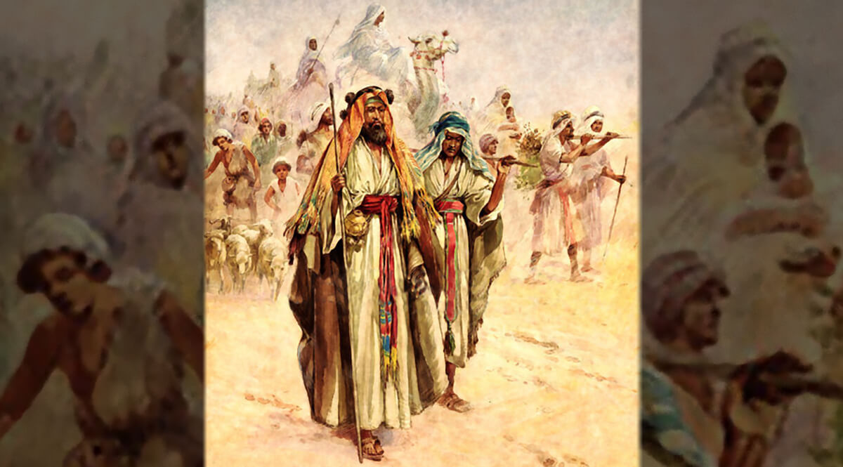 Abram Obeys God - Hardy