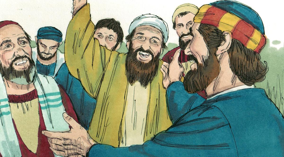 Acts 11 - Happy