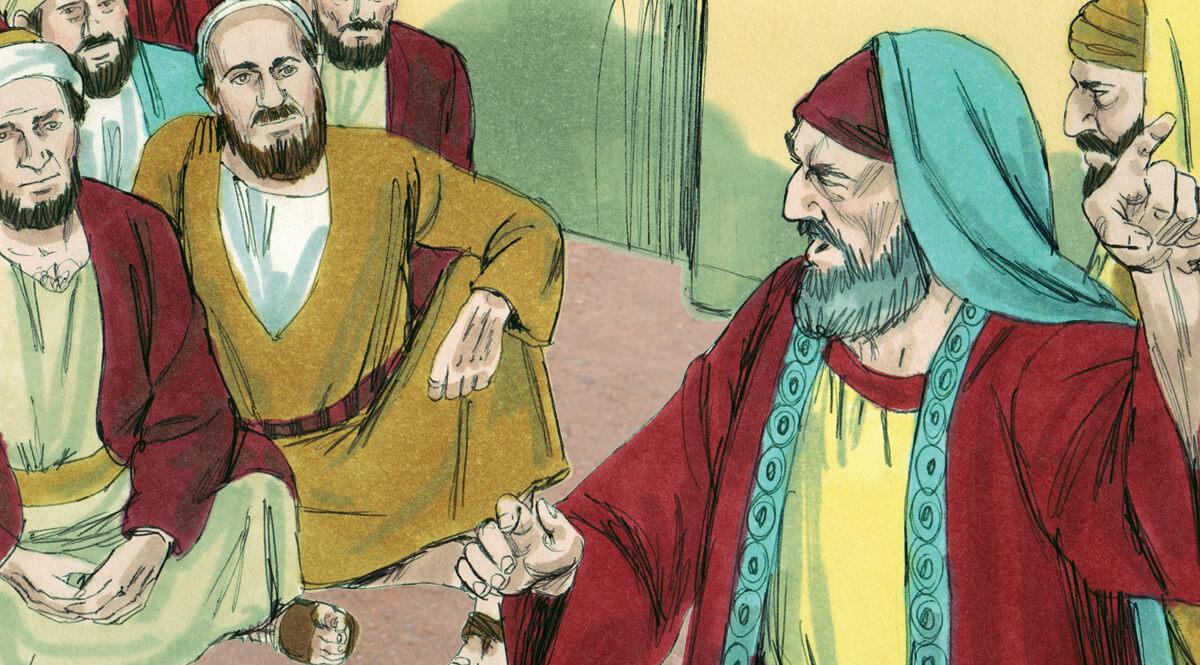 Debating Bible Verses On Homosexuality