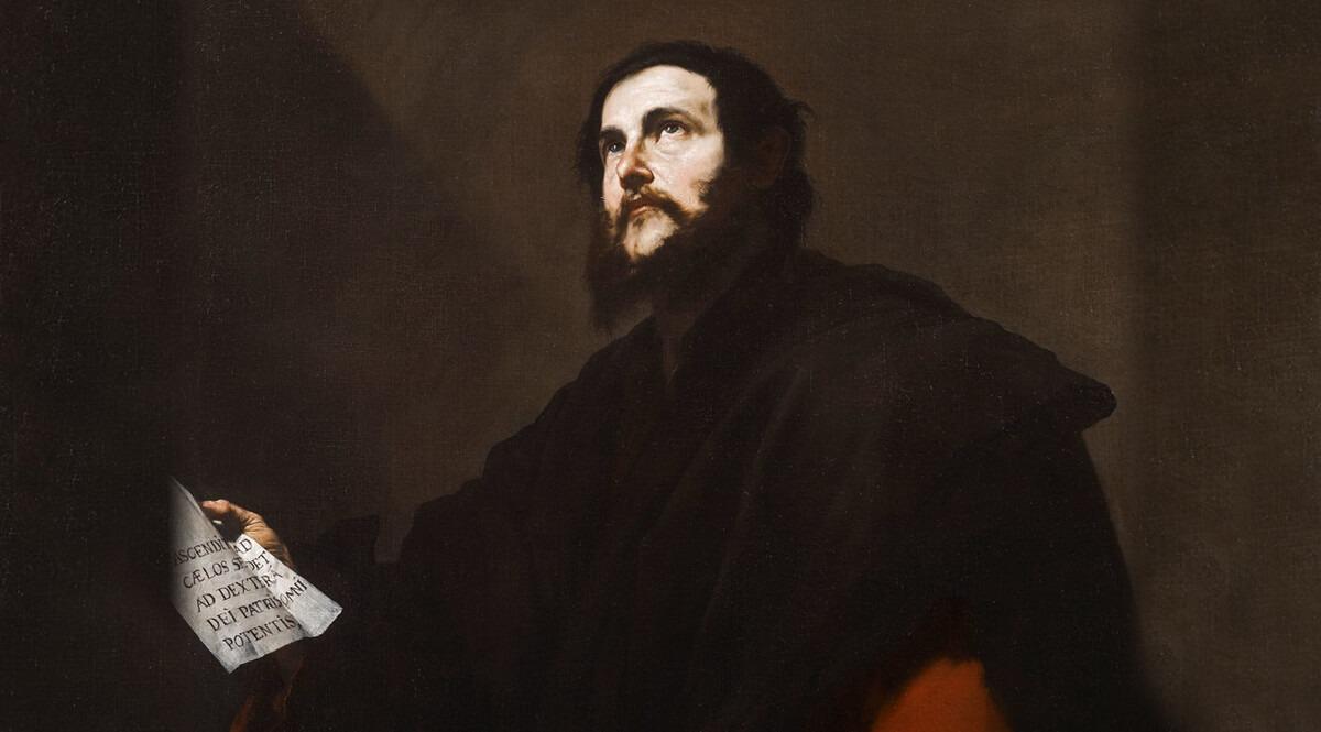 An Apostle (Saint James the Lesser) - Ribera