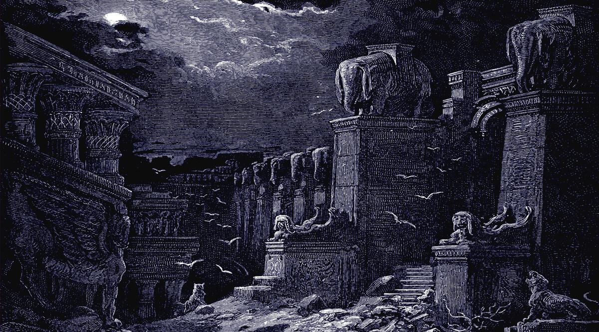 Babylon Fallen