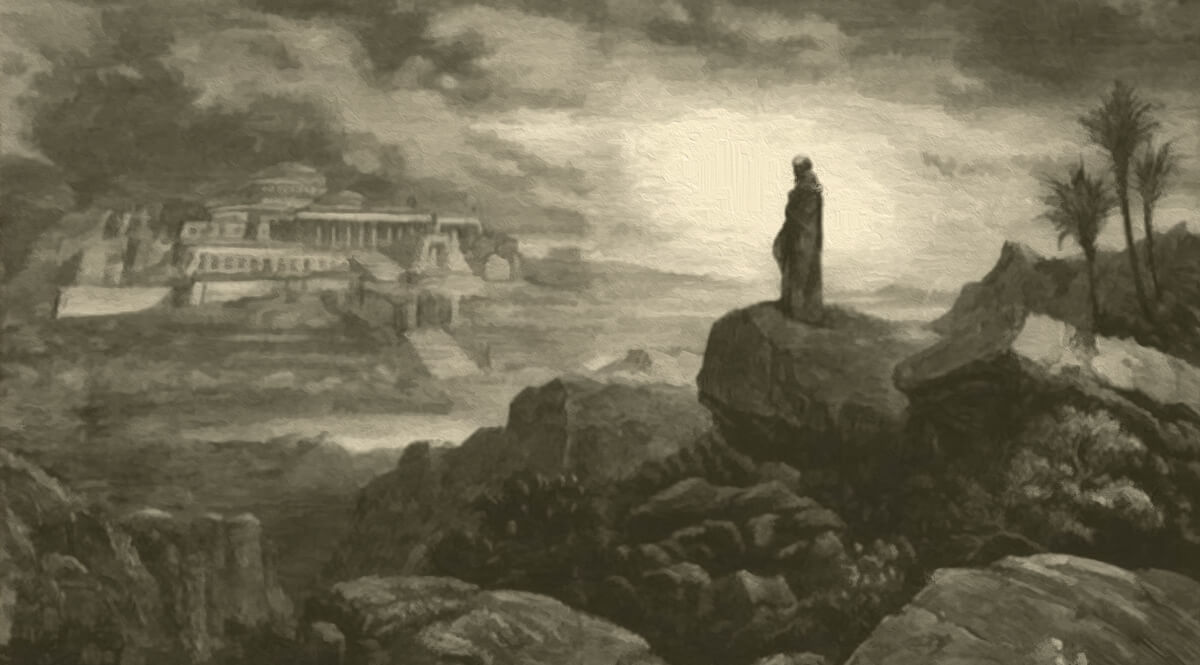 Ezekiel's Vision of the New Temple