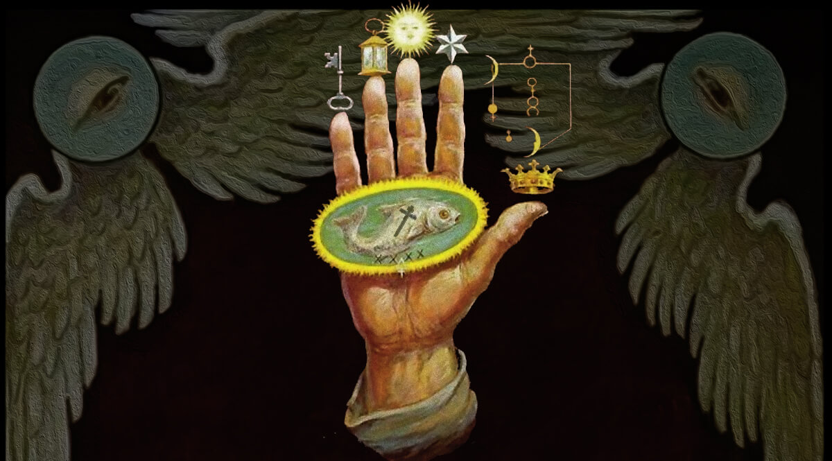 Hand of the Mysteries