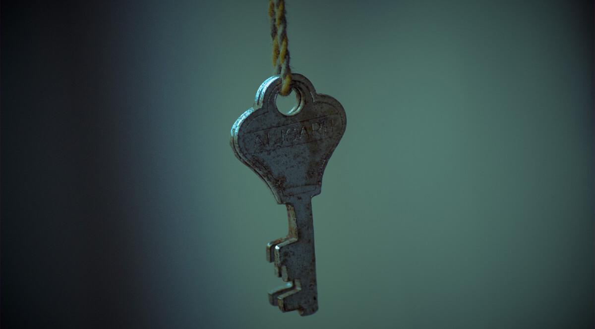 Hanging Key