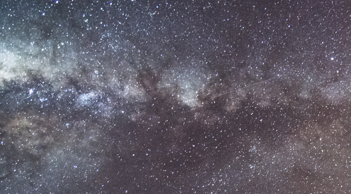 Milky Way Over Raglan