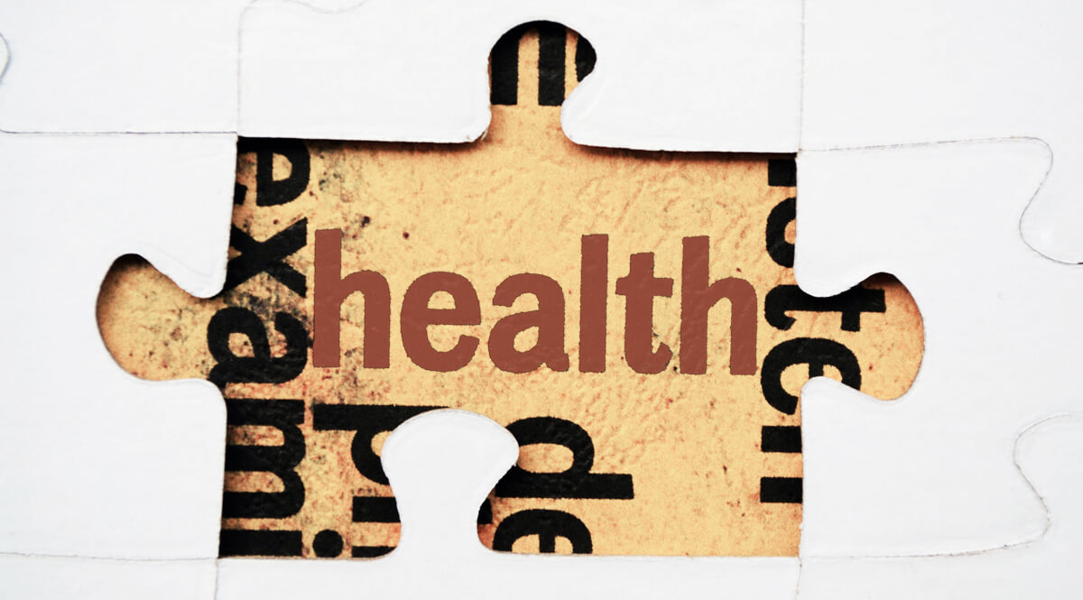 Missing Puzzle Piece - Health