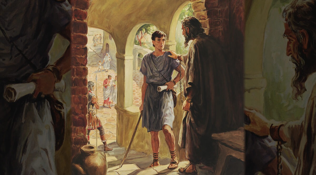 Paul and Onesimus - Coller