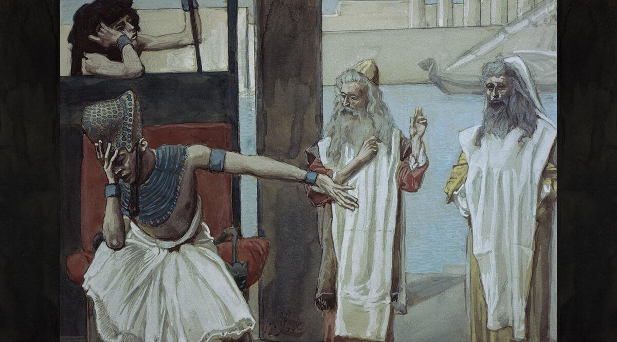 Pharoah Sueth to Moses