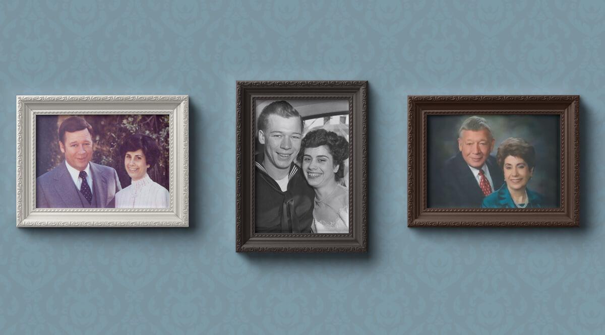 Photos of a Good Marriage