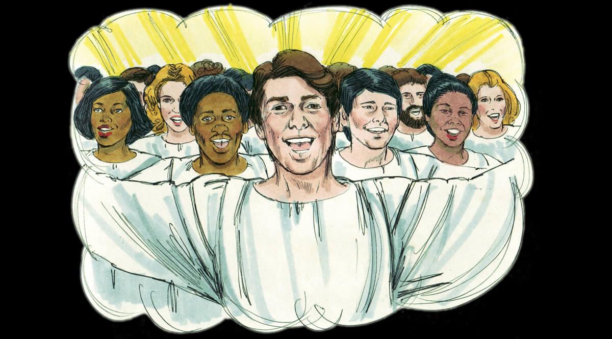 Revelation 21 - Saints Rejoicing