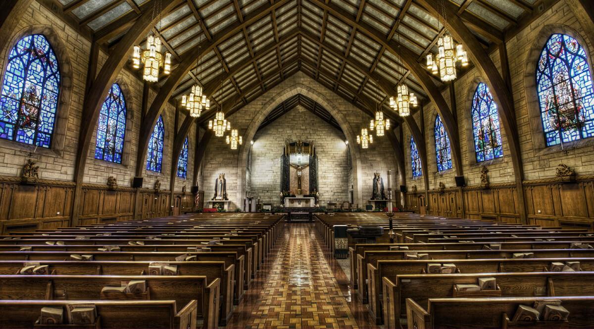 Saint Paul Church, Princeton
