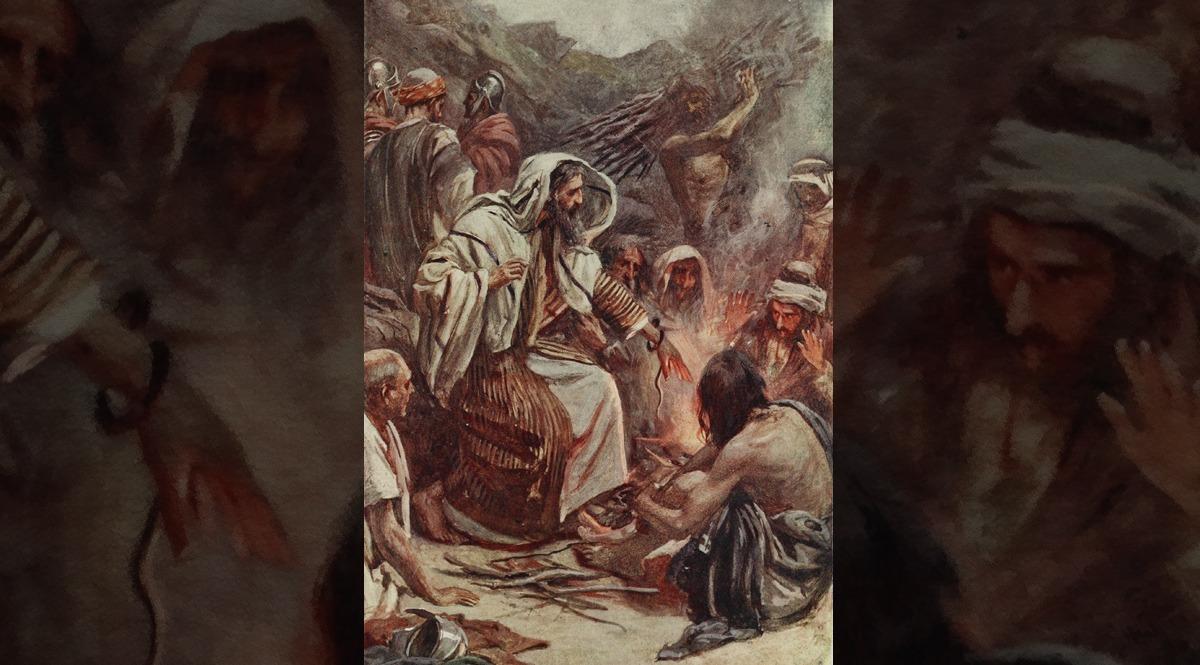 Saint Paul at Melita