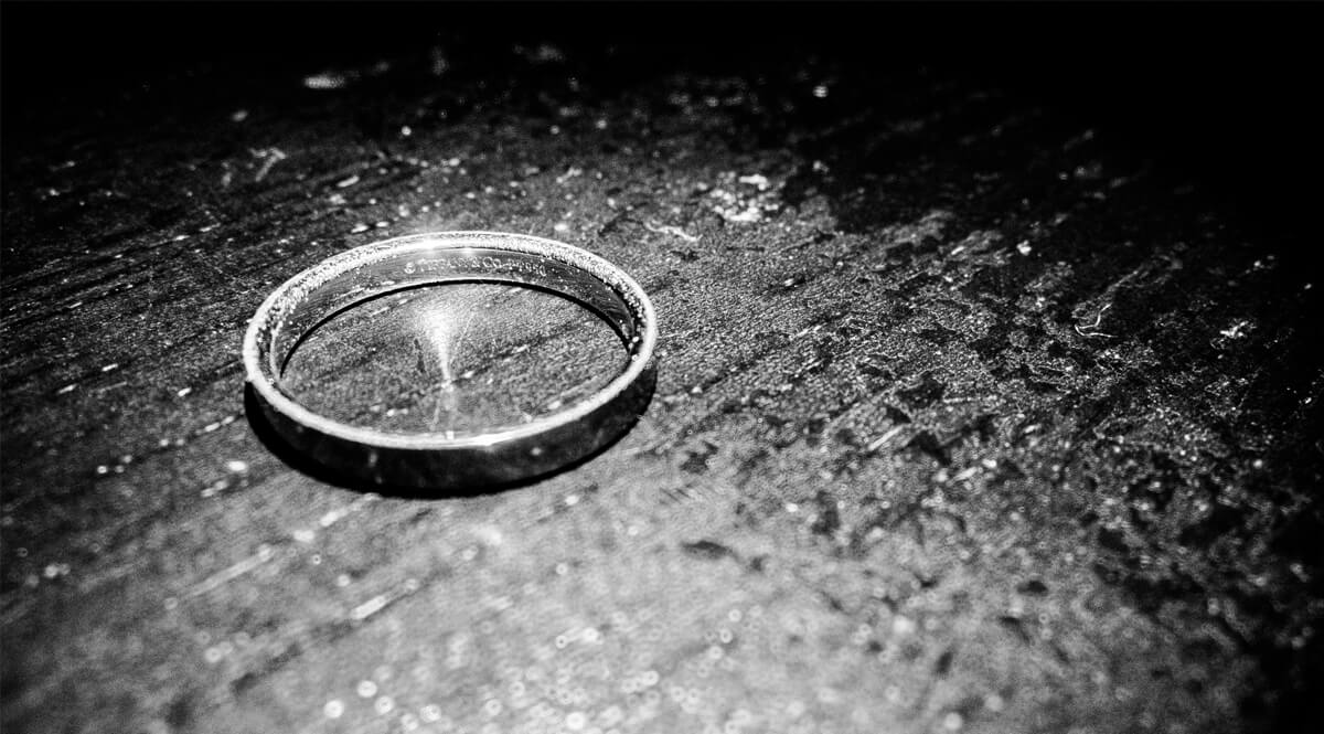 Single Wedding Ring