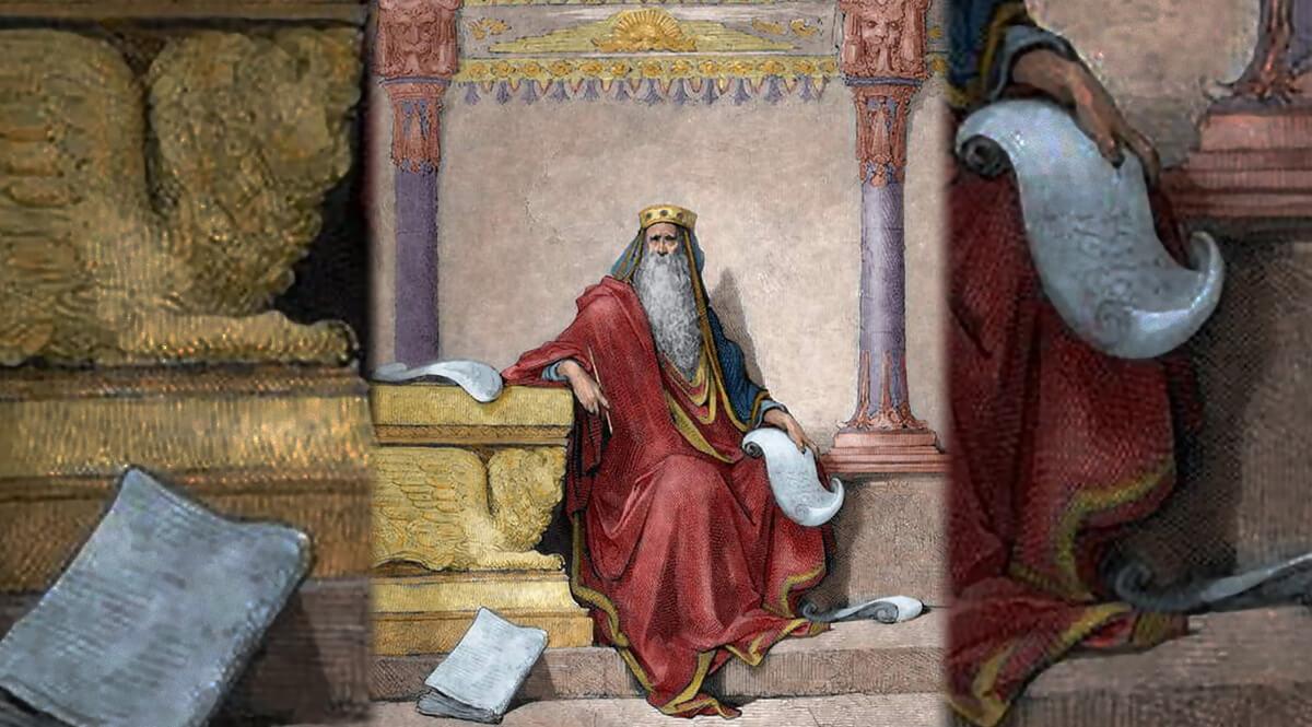 Solomon - Doré