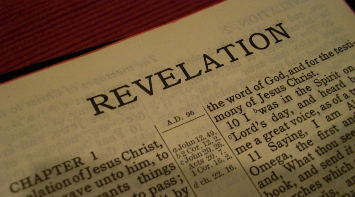 The Book of Revelation Page Title
