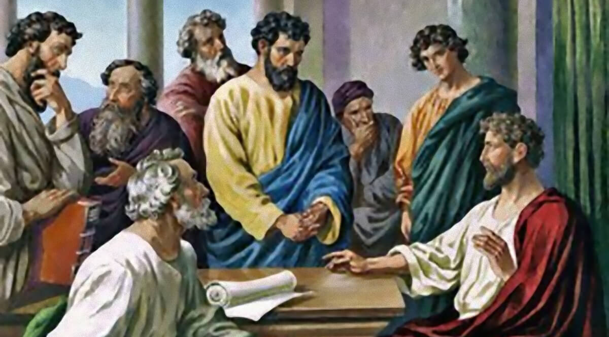 The Council of Jerusalem - Acts 15