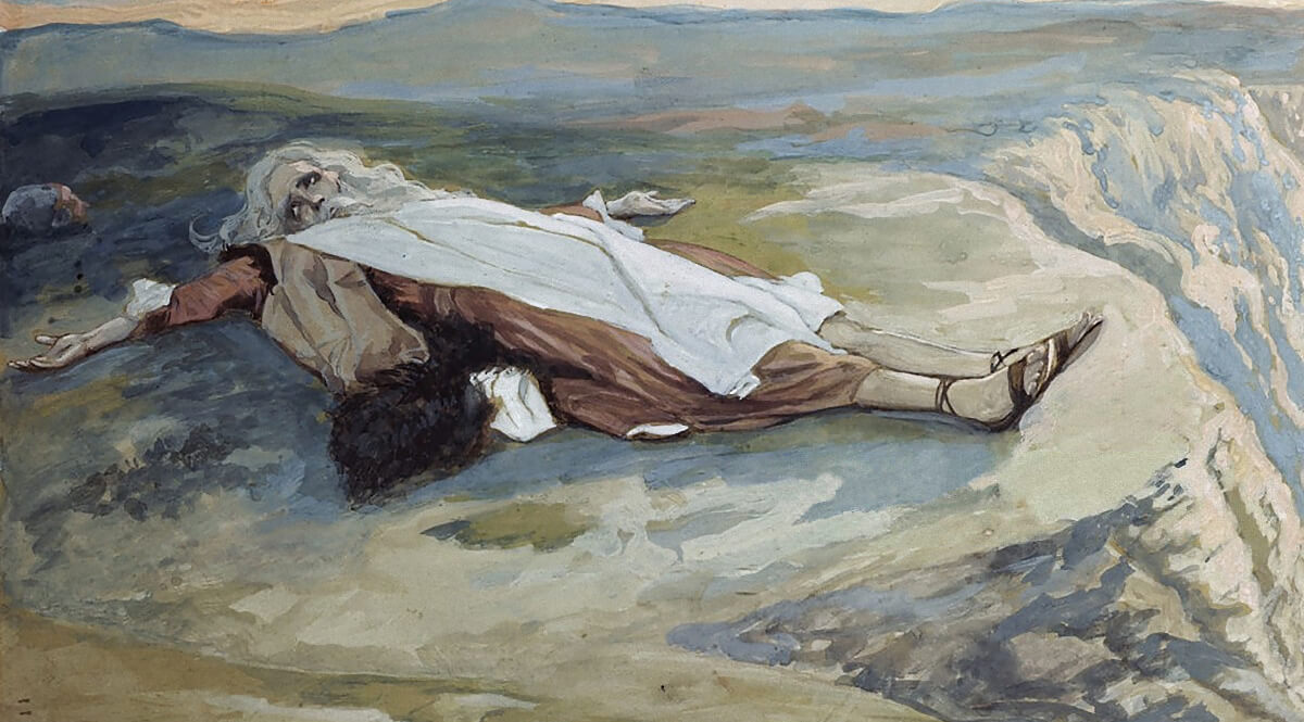 The Death of Moses