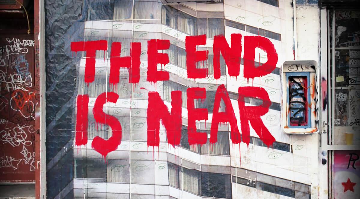 The End Is Near - Greenwich Village