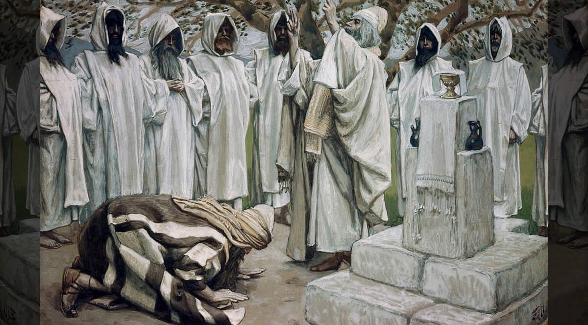 The Offerings of Melchizedek
