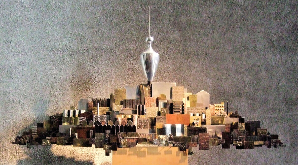 The Plumb Line and the City