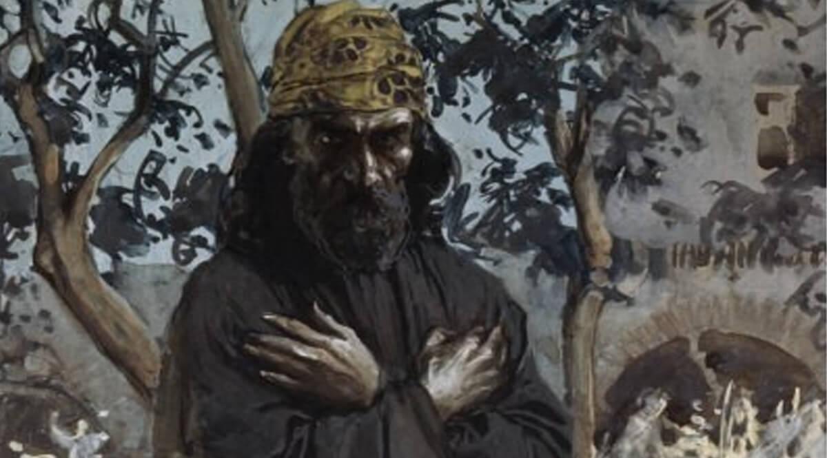 The Prophet Joel - Tissot