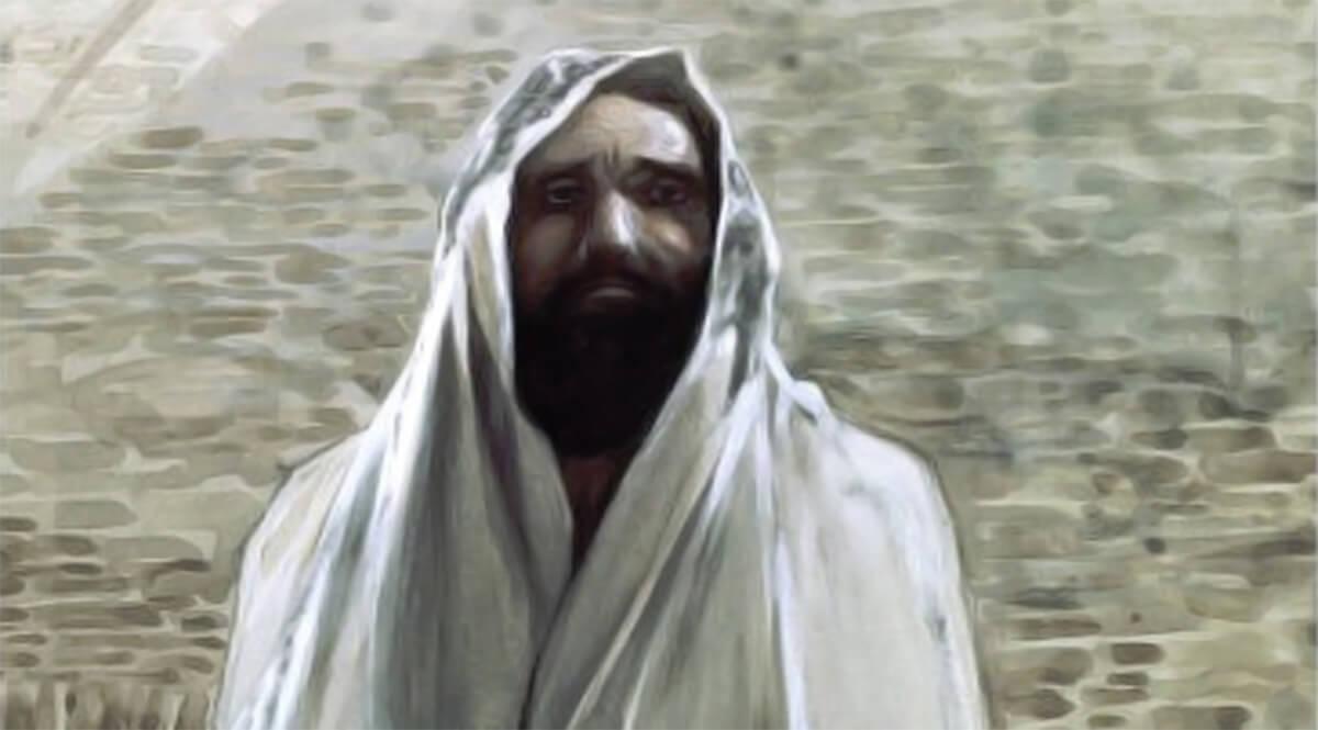 The Prophet Malachi - Tissot