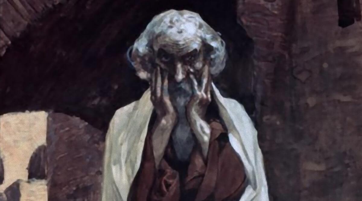 The Prophet Micah - Tissot