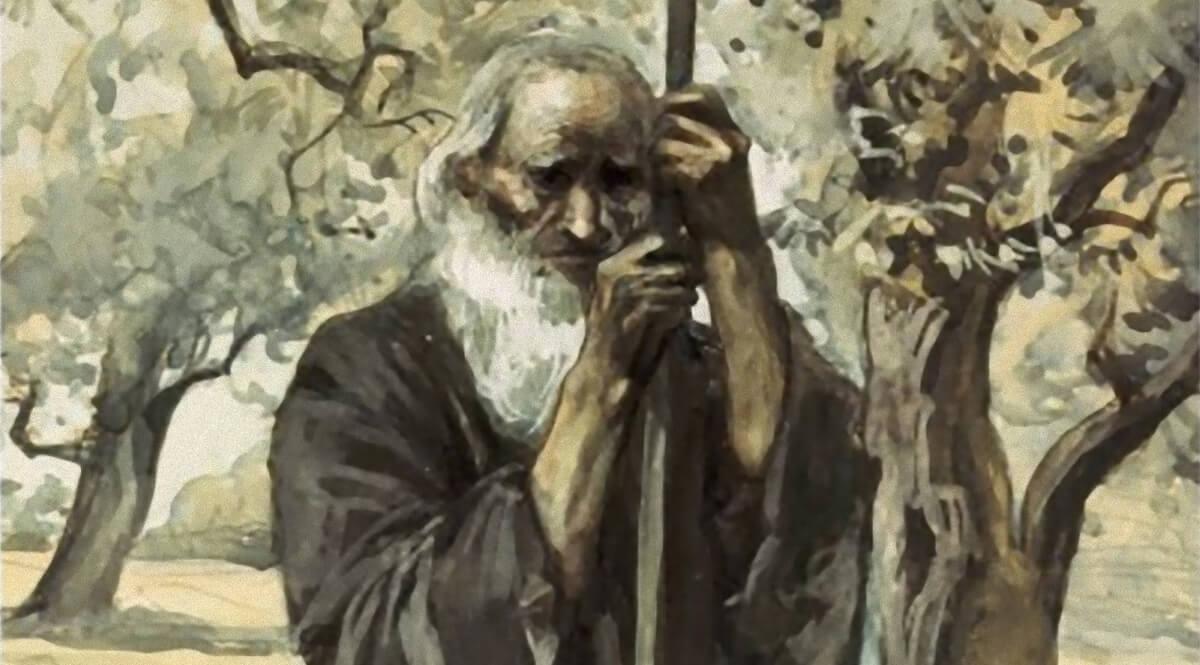 The Prophet Obadiah - Tissot