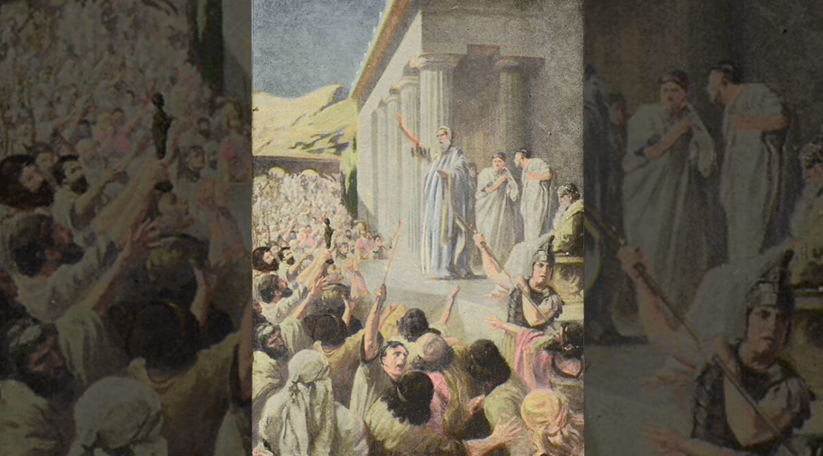 The Riot at Ephesus