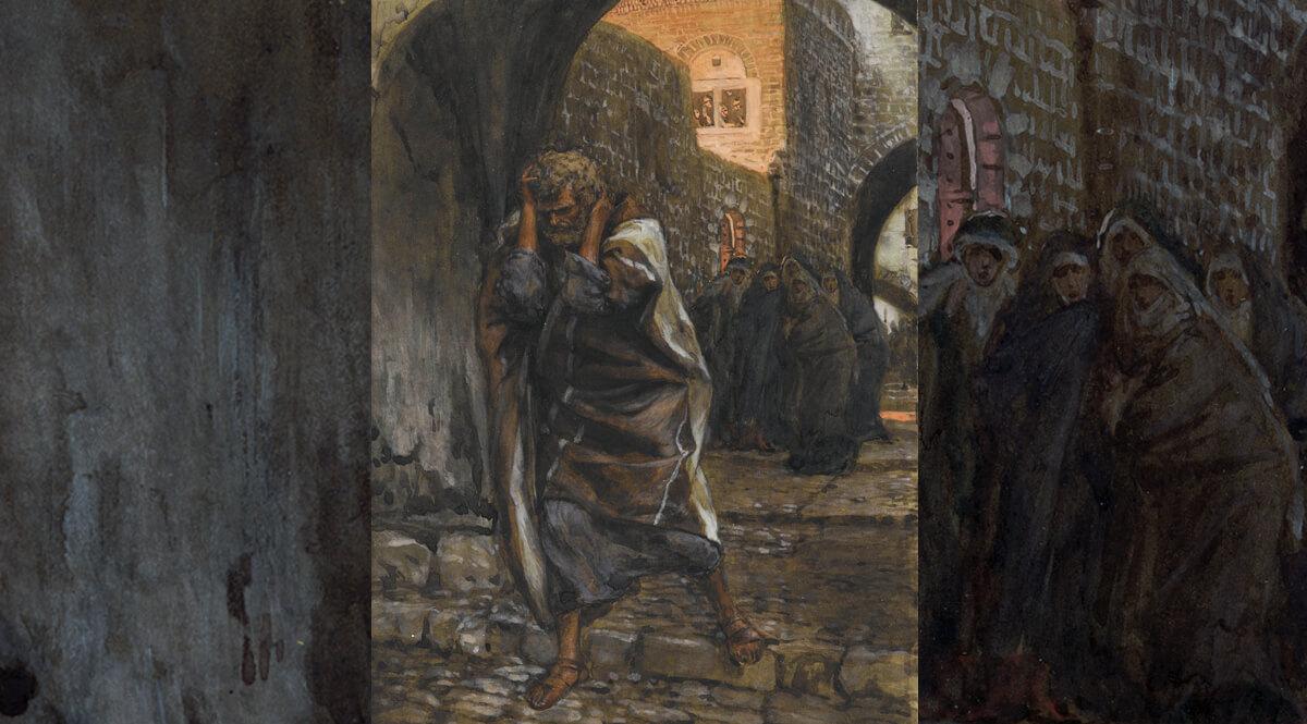 The Sorrow of Saint Peter (La douleur de Saint Pierre)