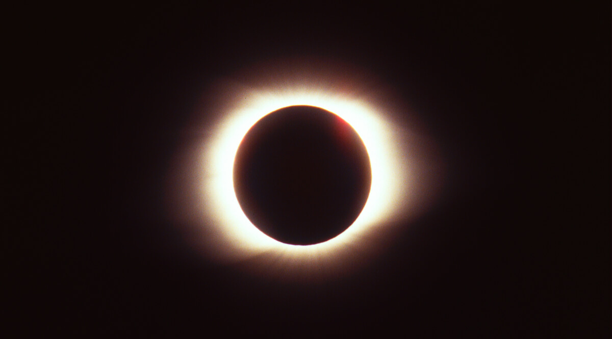 Total Solar Eclipse of March 9, 1997