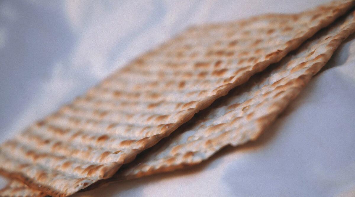 Unleavened Bread - Passover - Shalom